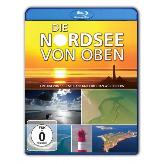 Die Nordsee von oben (Blu-Ray)