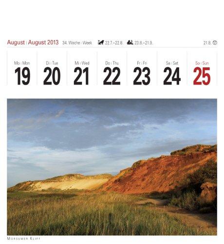 Sylt 2013: Sehnsuchts-Kalender