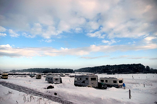 Campingplatz Wenningstedt (Foto: G. Striberny)